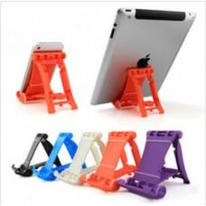 Универсална стойка за телефон и таблет, DeTech, Пластмаса